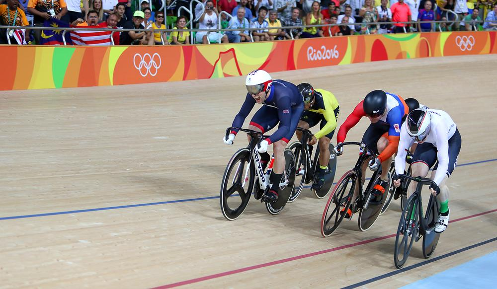 GB cyclists romped home with 12 medals in Rio, exceeding their target of 8-10 medals / david davies / press association