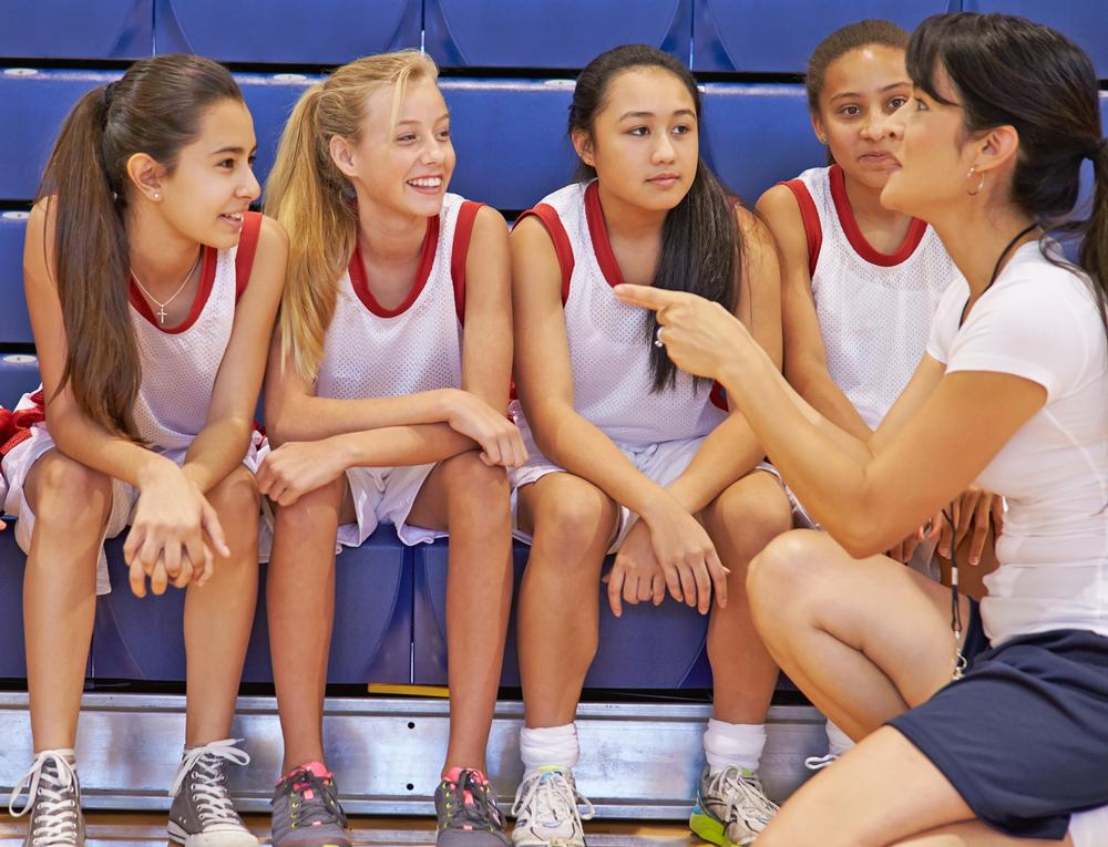 UK Coaching is working to bring more women into sports coaching