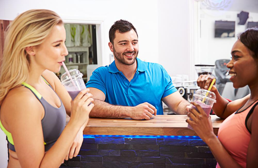 Post-workout smoothies after your HIIT class is the new 'pint at the pub' / Photo: SHUTTERSTOCK.COM