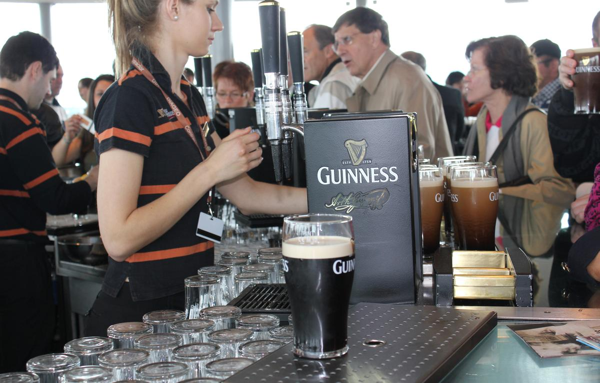 guinness brewery strategic brand management Arthur guinness, who founded a brewery in dublin in 1759, might  marketing  strategy changed again towards marketing the beer as irish,.