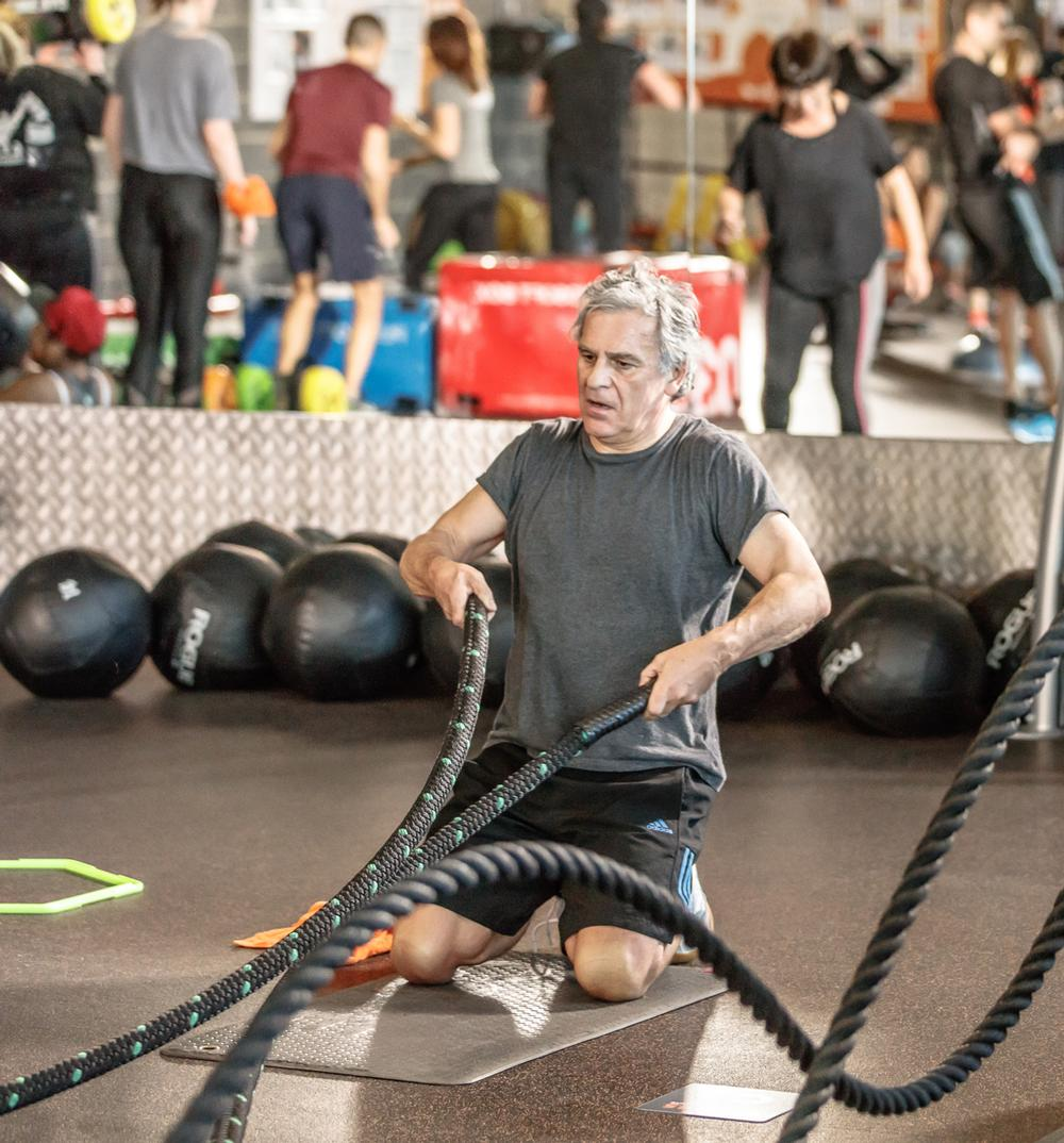easyGym aims to give members the confidence to train safely
