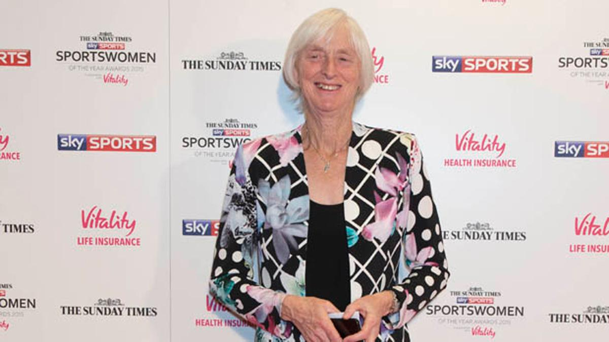 Sue Campbell's (pictured) appointment is a 'massive statement', says The FA's Kelly Simmons / Football Association