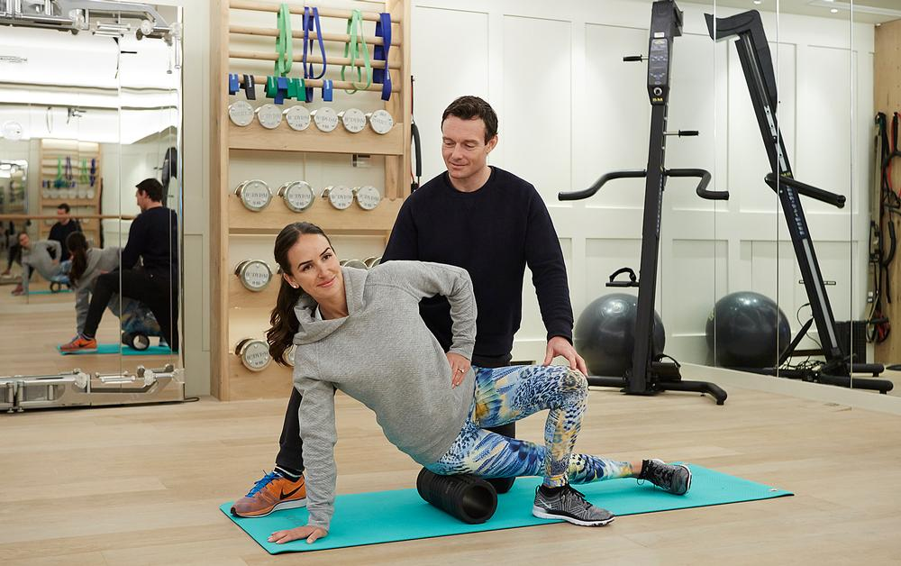 Bodyism incorporates prehab into all of its classes
