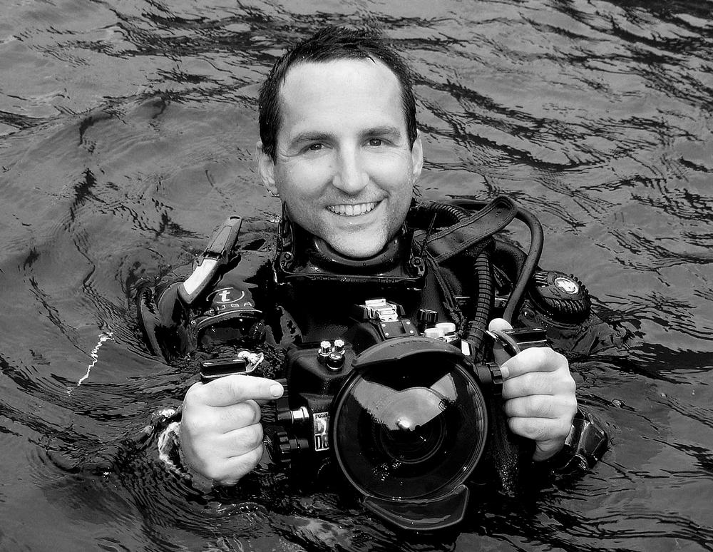 Jason deCaires Taylor wants to use his sculptures to educate visitors about ocean ecology