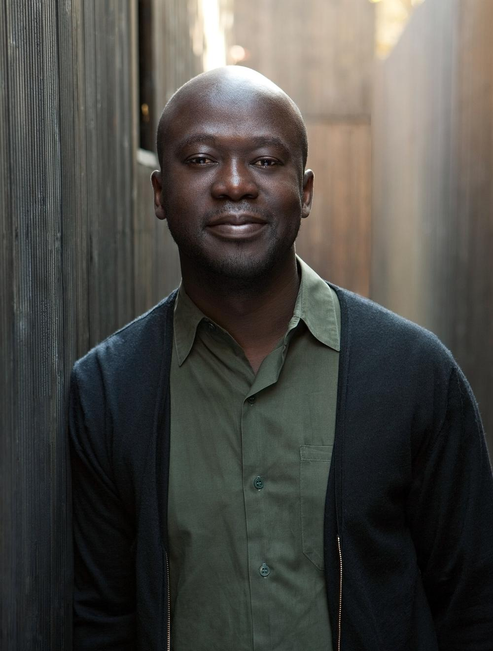 David Adjaye was born in Tanzania to Ghanaian parents and moved to the UK aged nine. He was awarded an OBE in 2007 / All photos: Adjaye Associates
