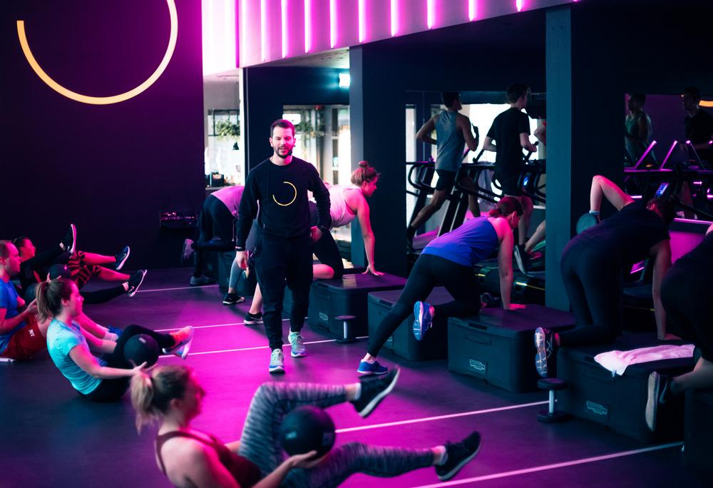 The first High Studios site launched in Amsterdam in March 2016, offering classes and small group training