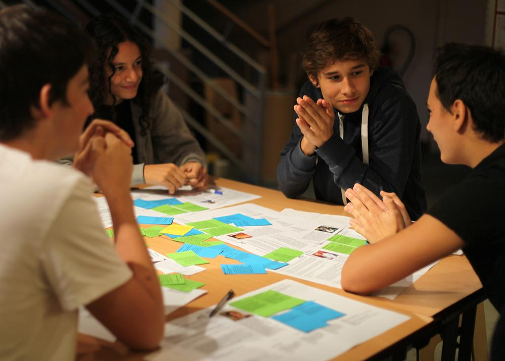 Science centres across Europe are exploring food issues with young people