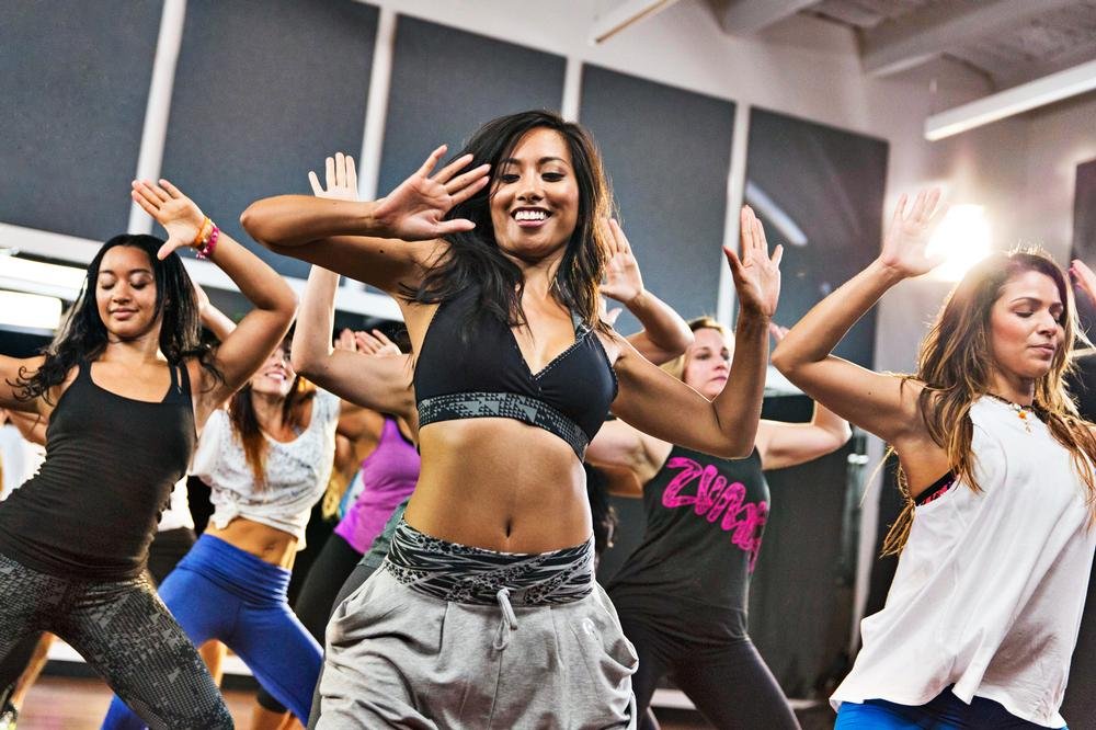 The hugely popular Zumba has stood the test of time