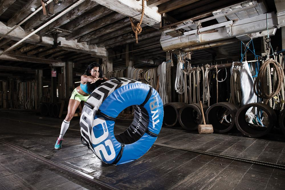 CrossFit won't license chains, so clubs could look to brand their own offering