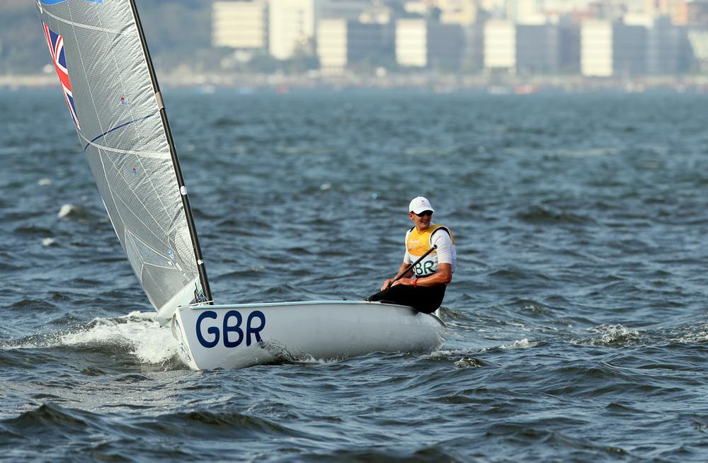 ?Sailing delivered two golds and a silver, at a cost of £8.5m per medal / martin rickett / press association