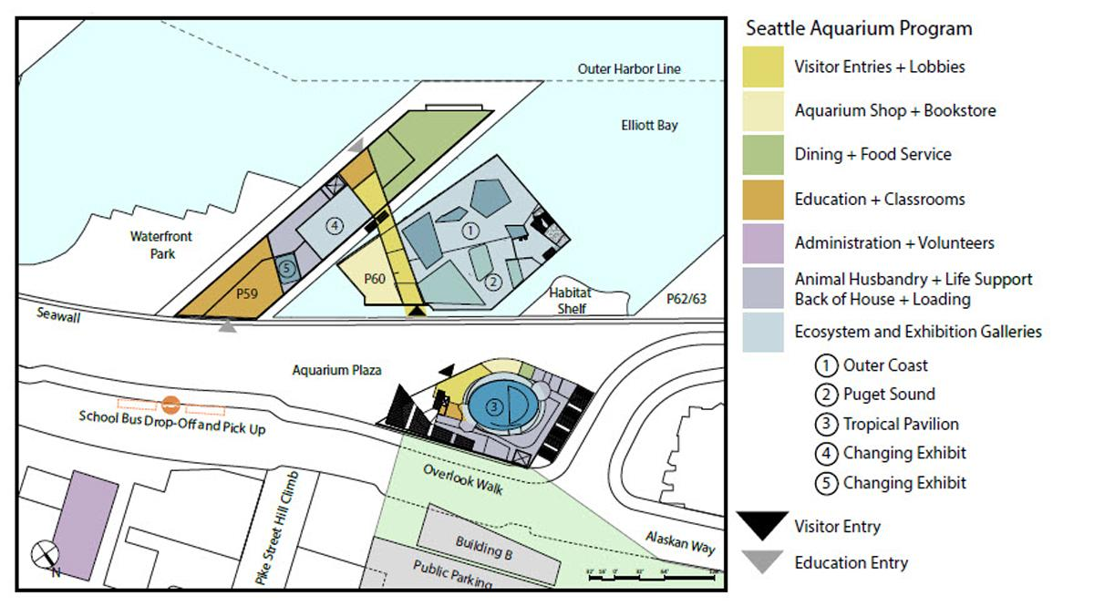 Tropic Pacific (3) would b the main part of the proposed expansion