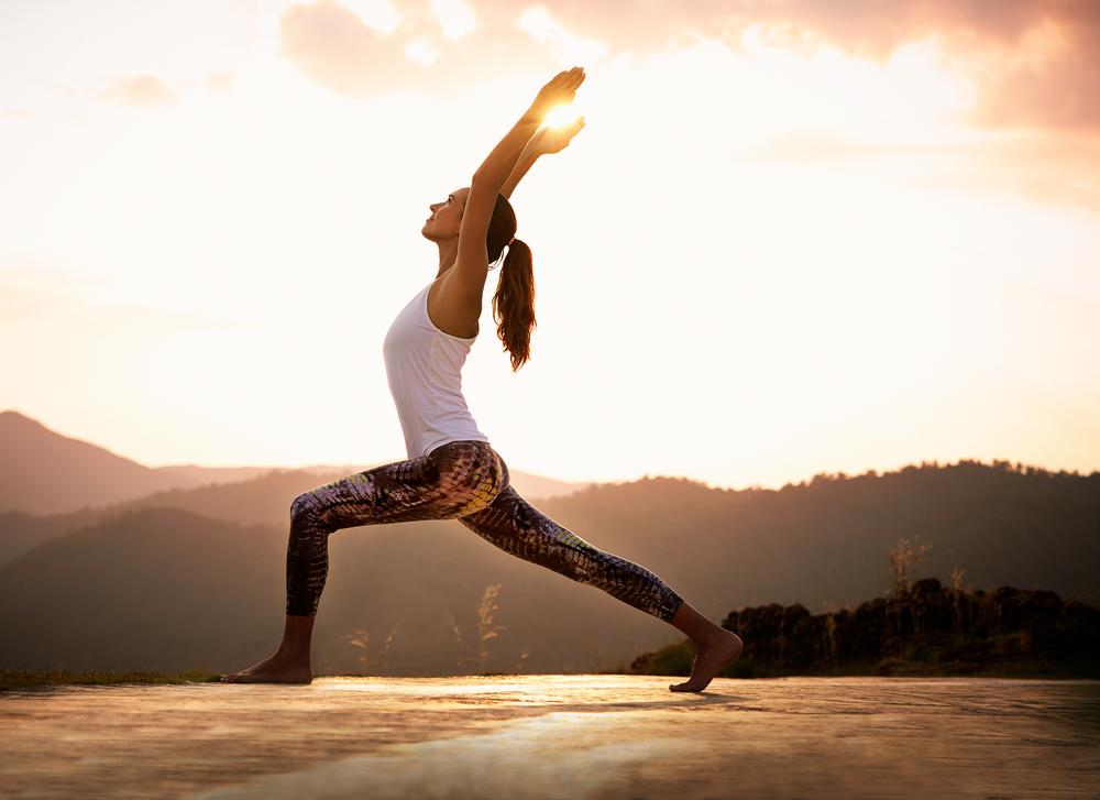 Different ways of moving, such as yoga and stretching, are part of Bodyism's philosophy
