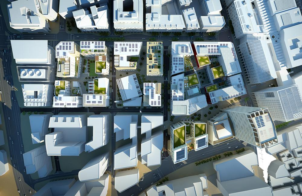 Atelier Ten are providing environmental consulting services for the Downtown Doha masterplan, which includes a hotel, shopping mall and spa