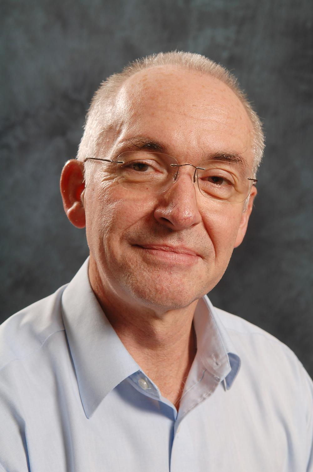 Professor Mike Kelly, director of the Centre of Public Health Excellence at NICE