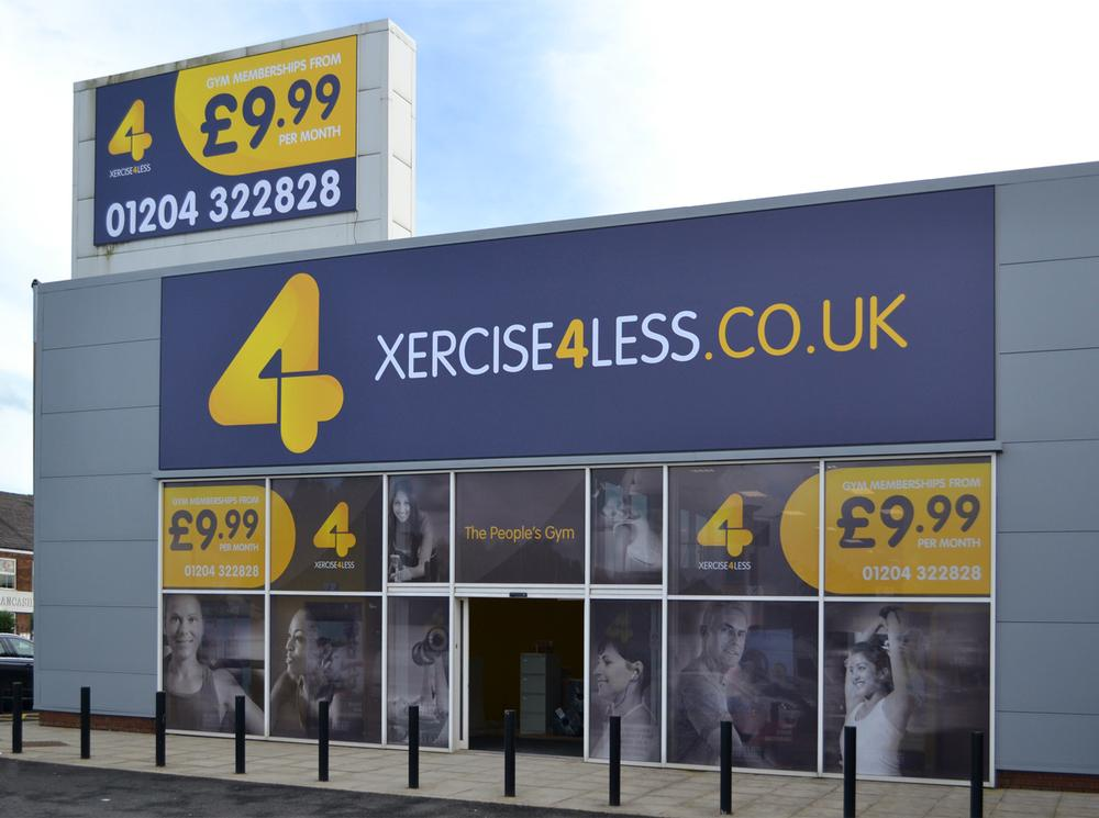 Xercise4Less offers memberships from £9.99 a month