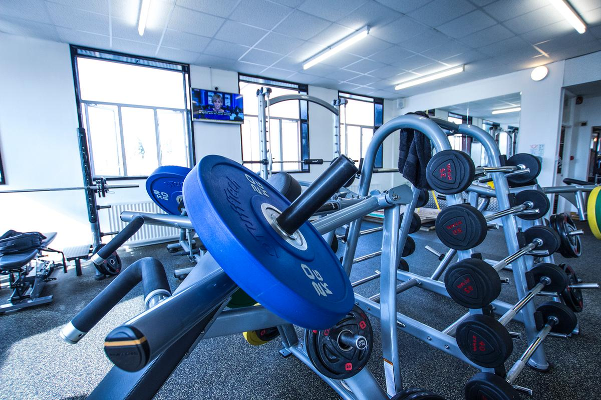 Mike Walker designed GymFit4Less to be 'welcoming and accessible' to both beginners and more experienced customers