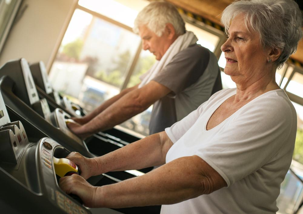 Public sector leisure centres still struggle to attract members aged 65+ / Photo: SHUTTERSTOCK.COM
