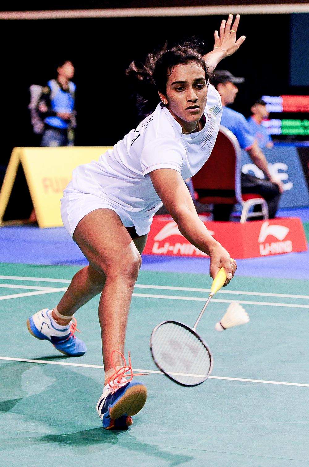 Badminton is often described as the second most played sport in India after cricket / © shutterstock/Kairosnapshots