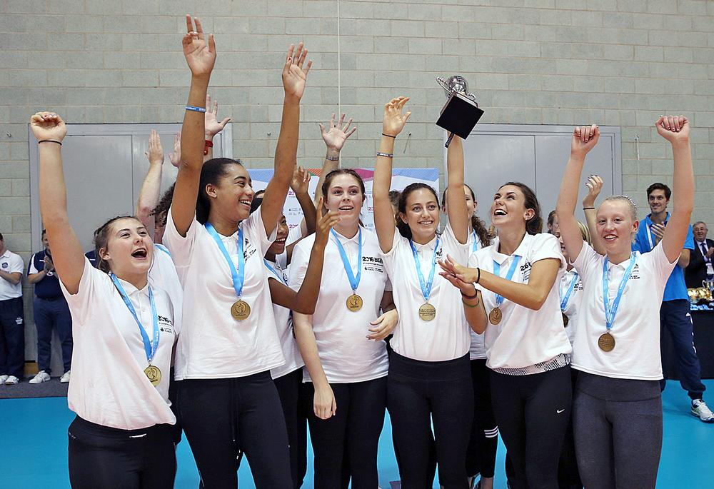 Winning gold at the 2016 School Games could be the start of an exciting career in sport, if opportunities are communicated effectively