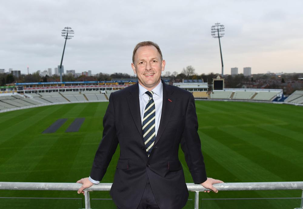 Warwickshire CCC chief executive Neil Snowball said the initiative was part of a bigger participation drive