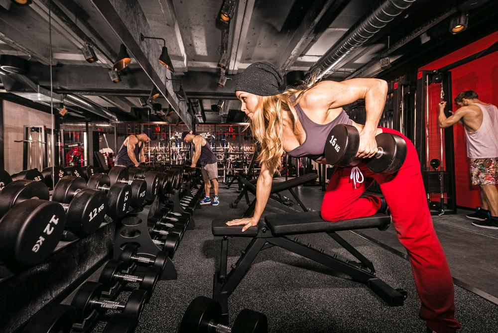 HIGH5 is a small footprint, functional fitness studio brand offered at an affordable price