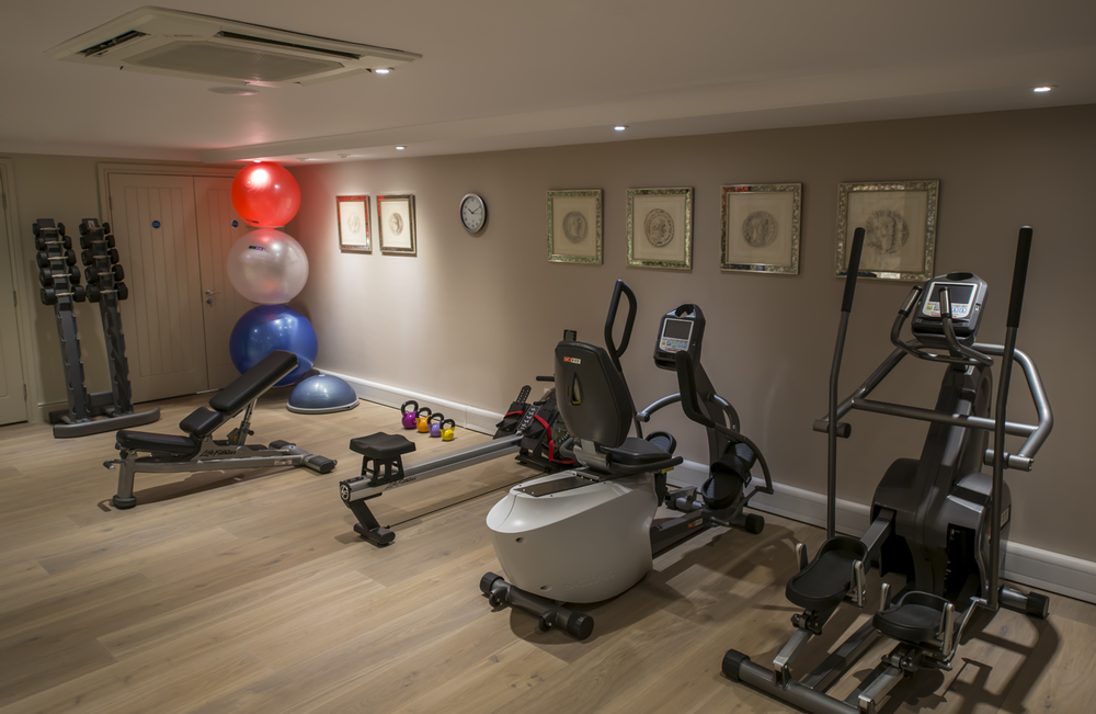 Gyms have been designed for a range of people, from the inactive to the more physically able