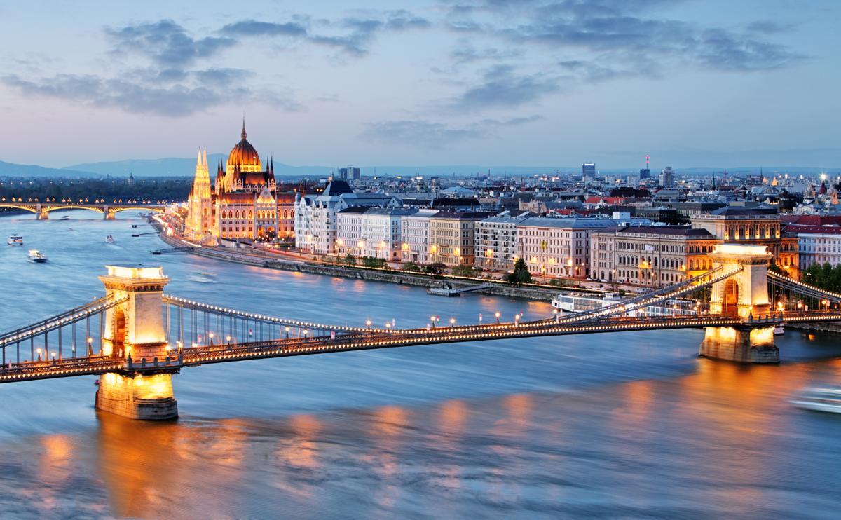 Budapest is among four European cities bidding for 2024 Olympic Games / TT Studio/Shutterstock.co.uk