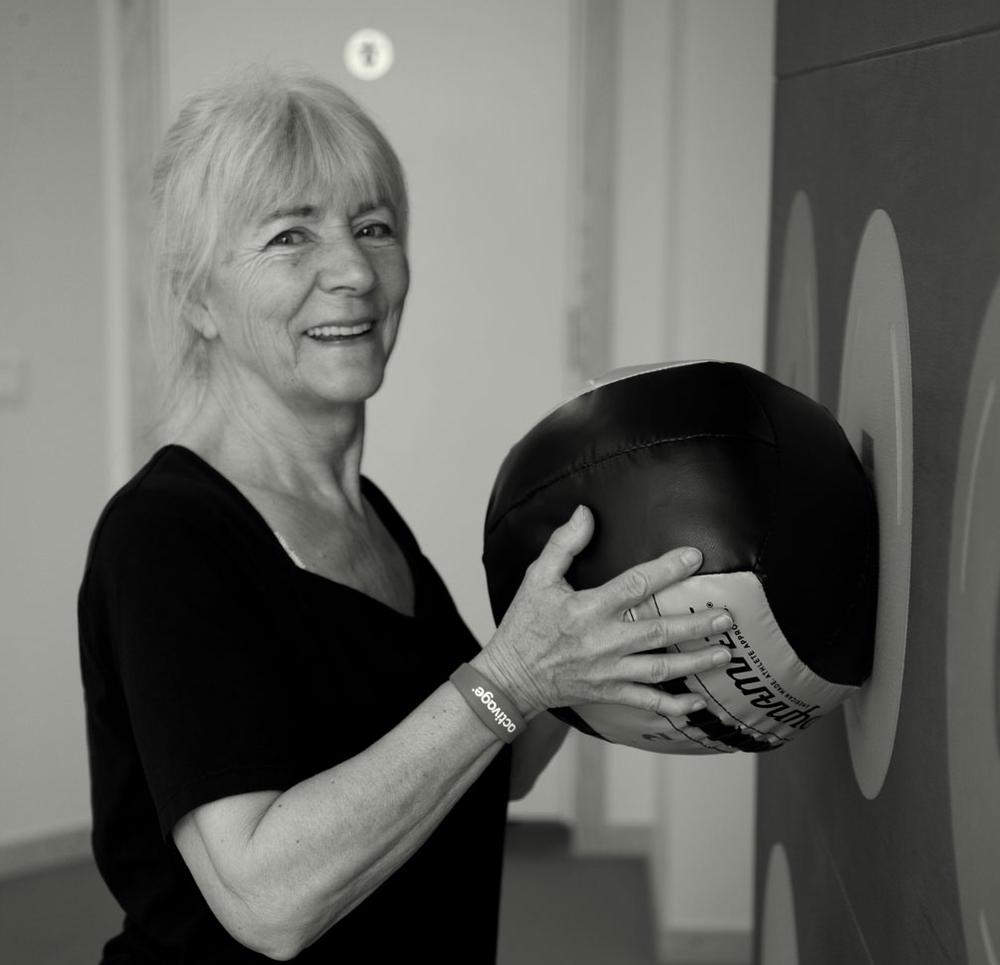 Activage is exclusively for seniors, with members in the Stockholm club currently ranging in age from 58 to 88 / PHOTOGRAPHS: Fredrik Bergman