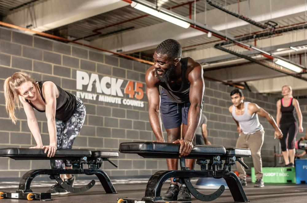 A deal allows easyGym to operate anywhere in the world