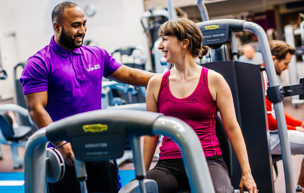Members on the new package get unlimited access to gym, spa, swimming and fitness