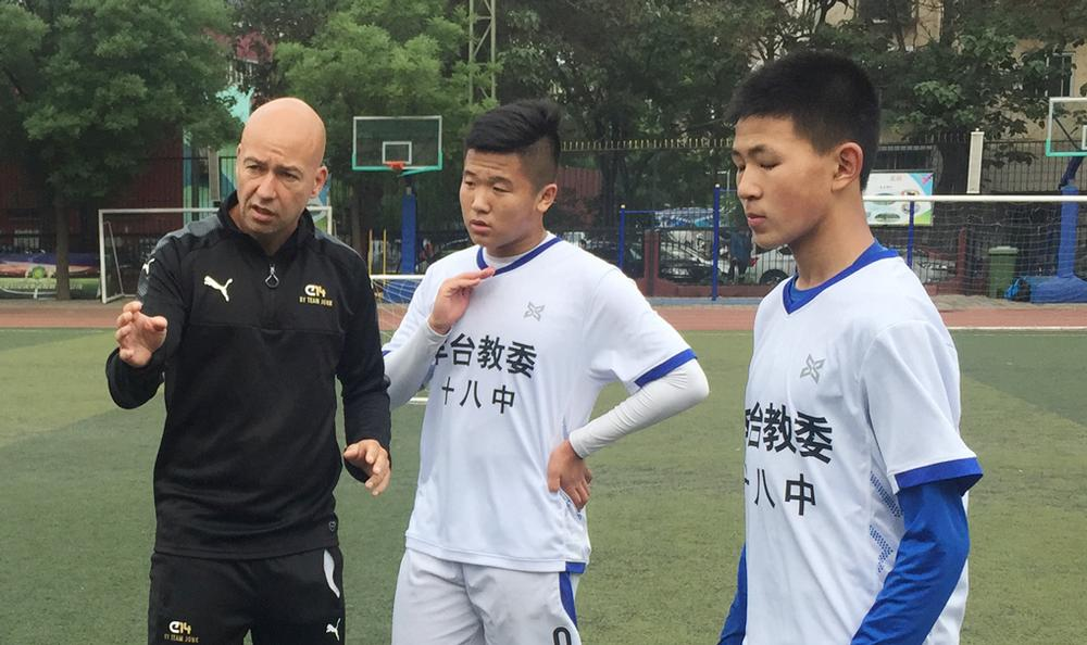 China is growing into an ambitious footballing nation, with the support of its current president, Xi Jinping