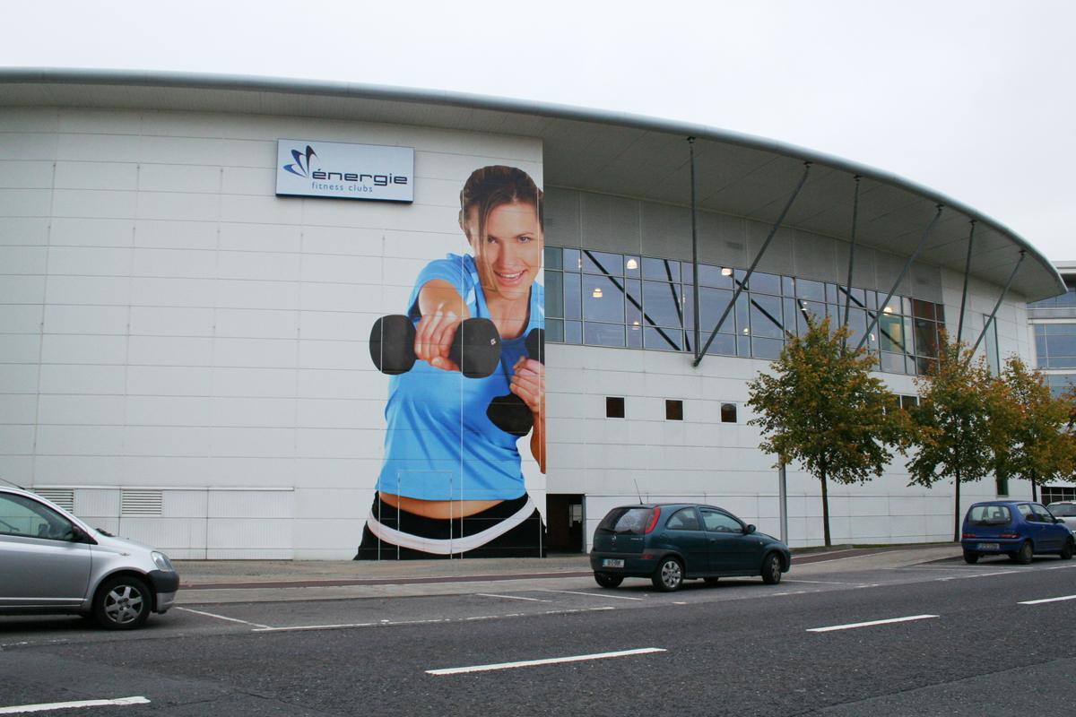 énergie Fitness Parkwest, on the outskirts of Dublin, is among the six énergie Fitness Ireland clubs unaffected by the examinership