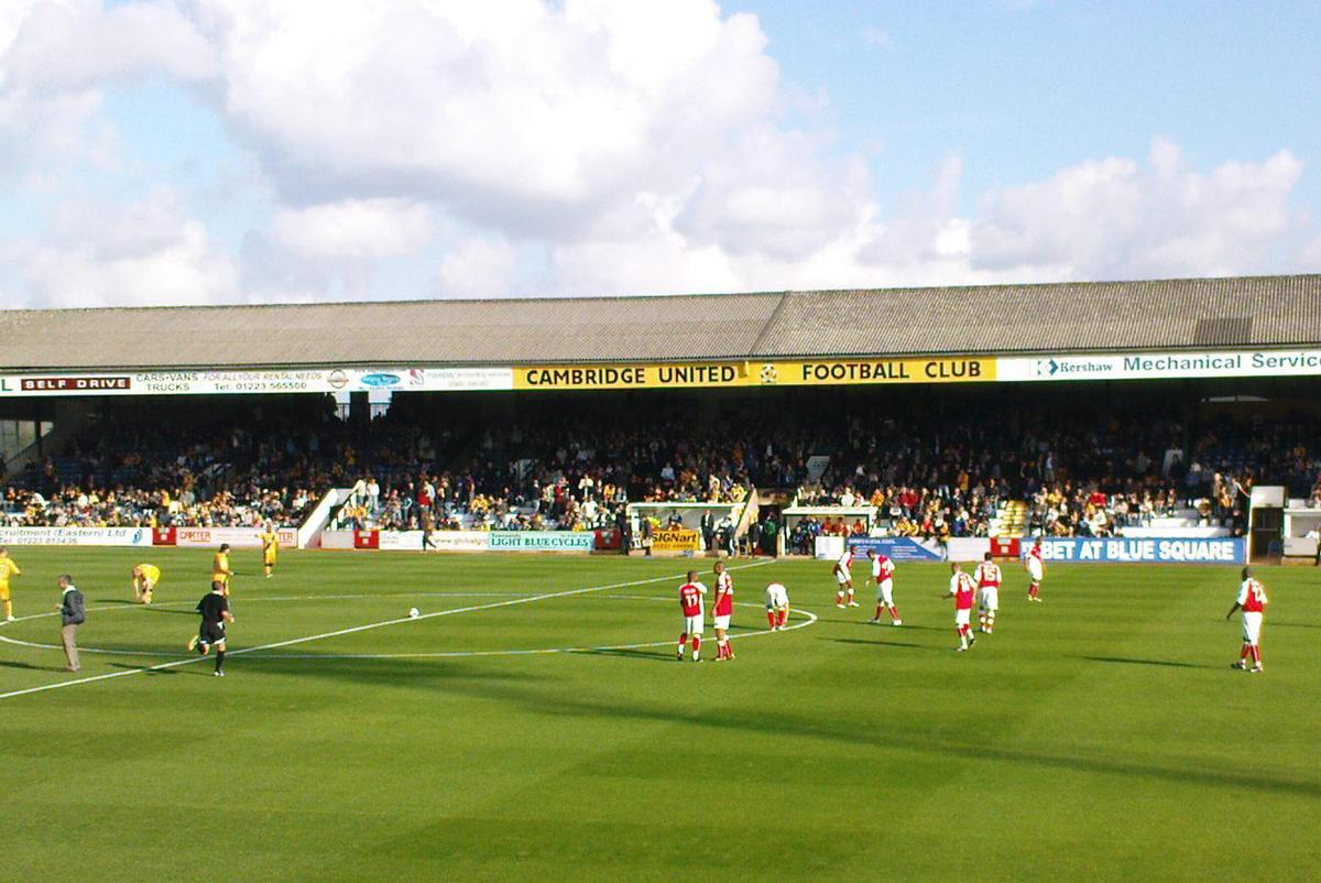 The Abbey has been the home ground of Cambridge United FC since 1932 / Flicr.com / Oliver Mallich