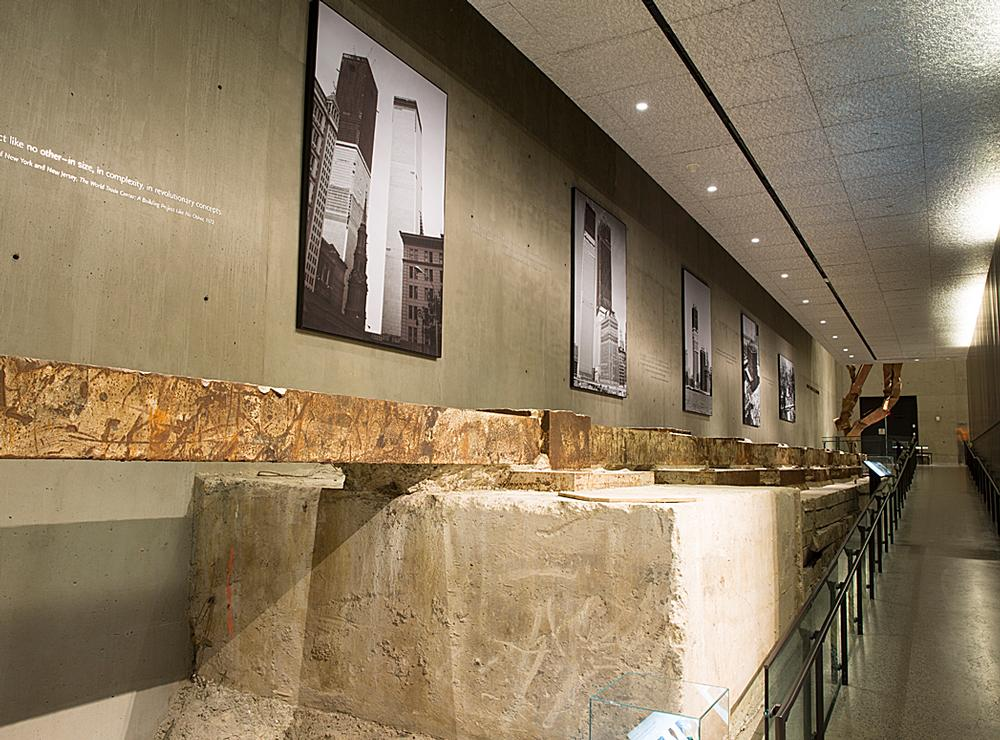A view of the South Tower excavation / PHOTO: © JIN LEE