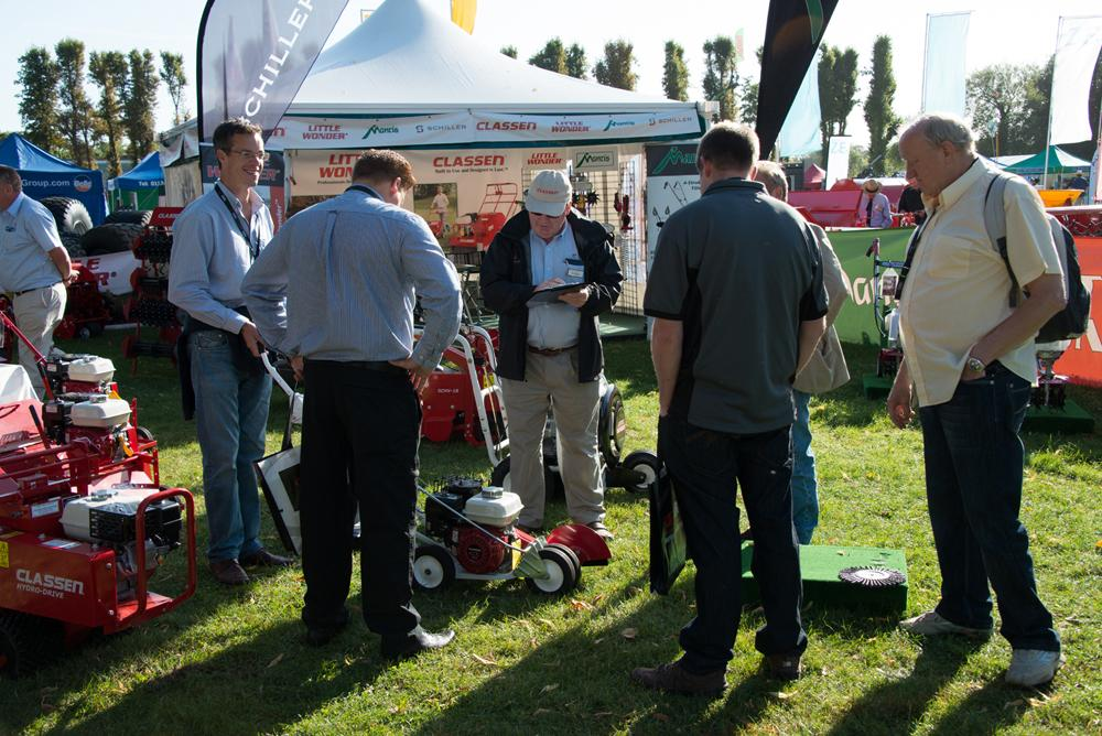 Figures show that 56 per cent of Saltex delegates don't attend any other shows – so the event will feature unique contacts