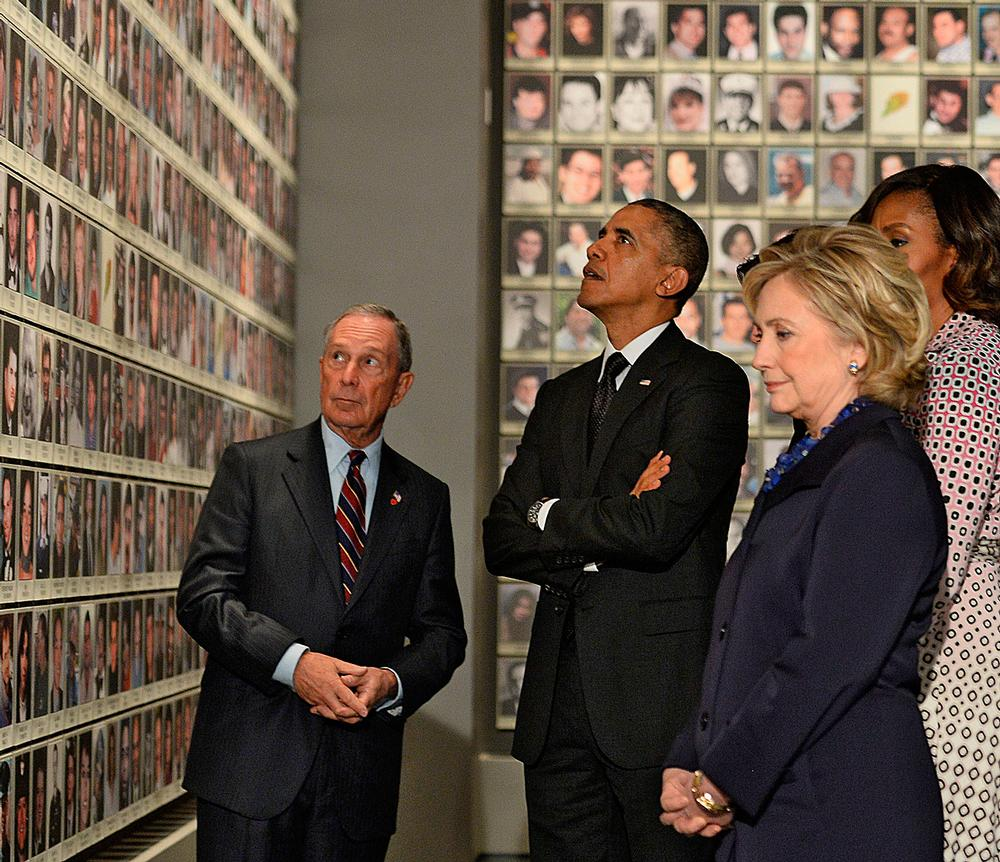 President Obama dedicated the museum in May 2014 / PHOTO: ©getty images
