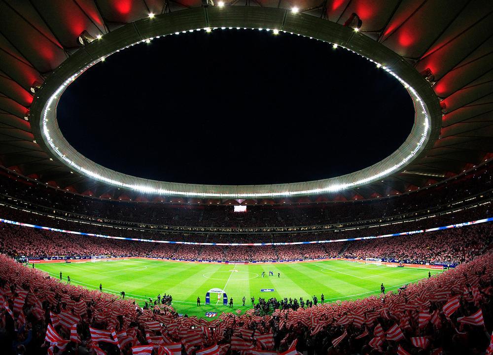 The stadium has 13,000 extra seats, boosting ticket sales so far / PHOTO: Alexander Marin