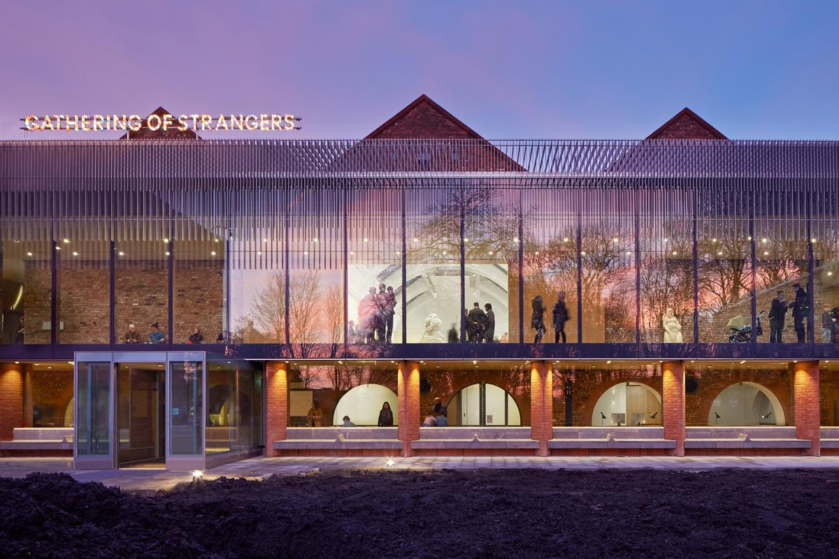 The Whitworth has already won the Art Fund prize for Museum of the Year / Alan Williams
