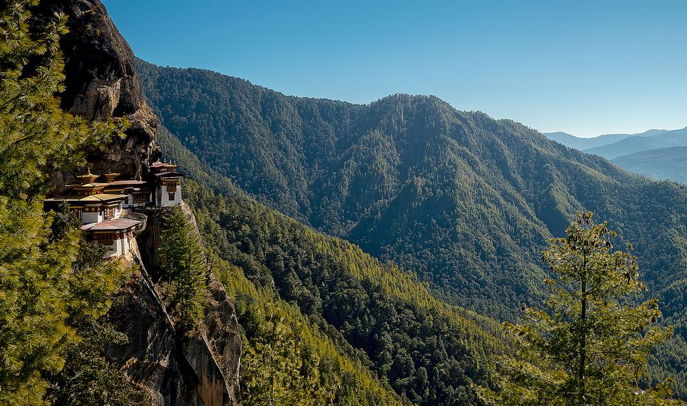 While beautifully rural, there are few job opportunities in Bhutan / s_jakkarin/shutterstock.com