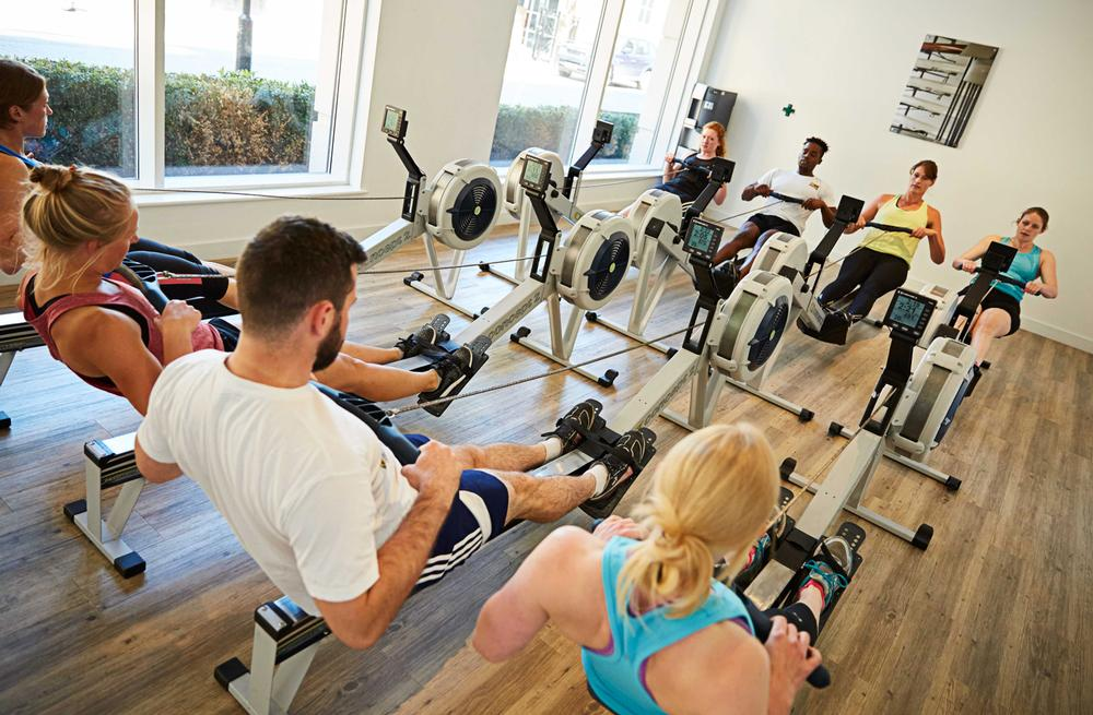 Special indoor rowing group exercise programme has been launched