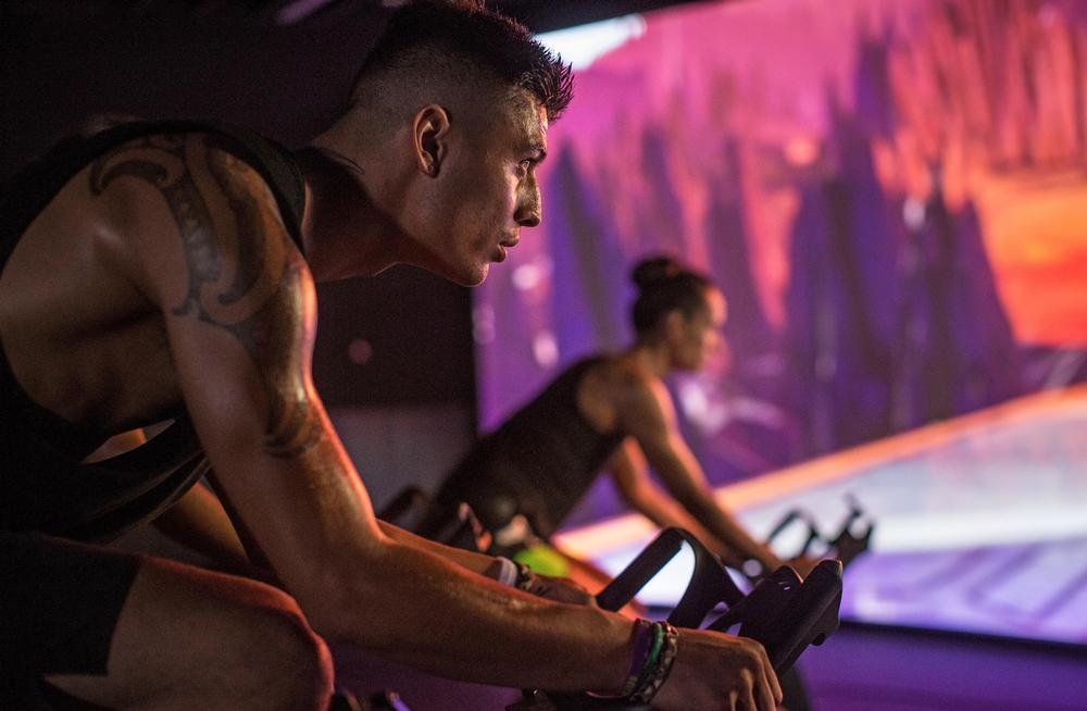 Hastings has undertaken research into immersive cycling programme The Trip and its impact on perceived exertion