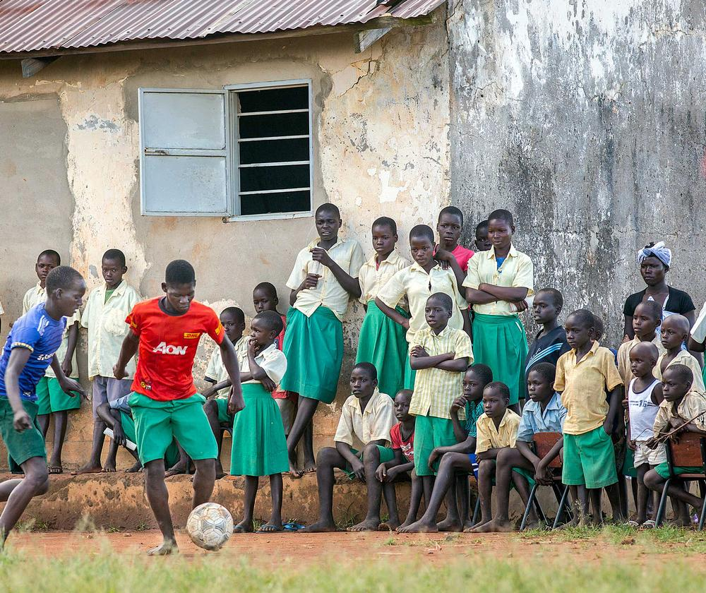 Soccer Aid has raised £24m for children since it began 10 years ago