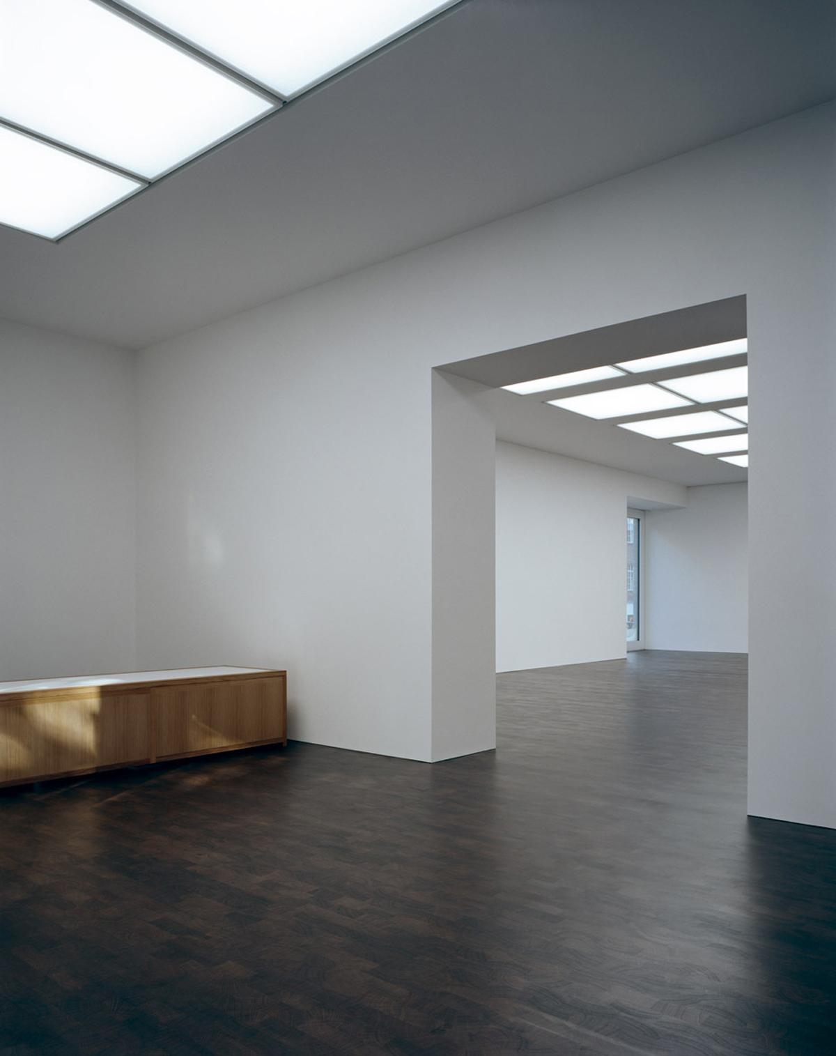 The Gagosian Grosvenor Hill in Mayfair is Caruso St John's seventh collaboration with Gagosian