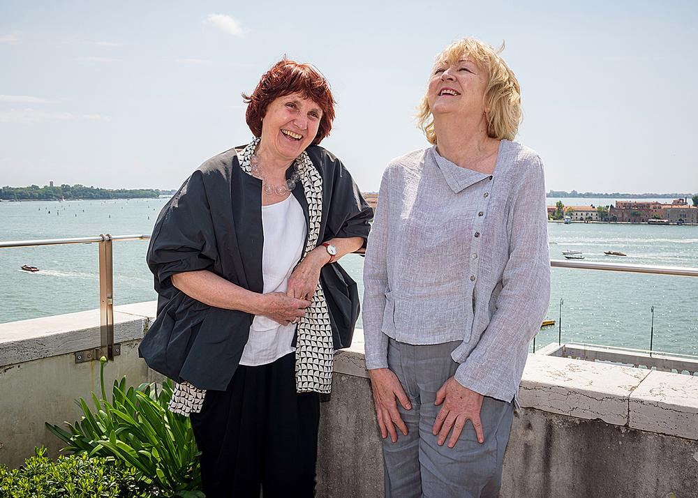 Yvonne Farrell and Shelley McNamara chose 'freespace' as the theme of the 2018 Venice Biennale / Andrea Avezzu courtesy La Biennale di Venezia
