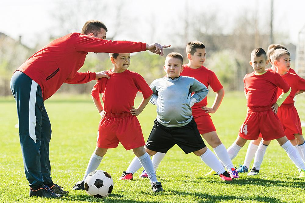 Safeguarding must be seen as a key organisational priority from the grassroots up / Fotokostic / shutterstock.com