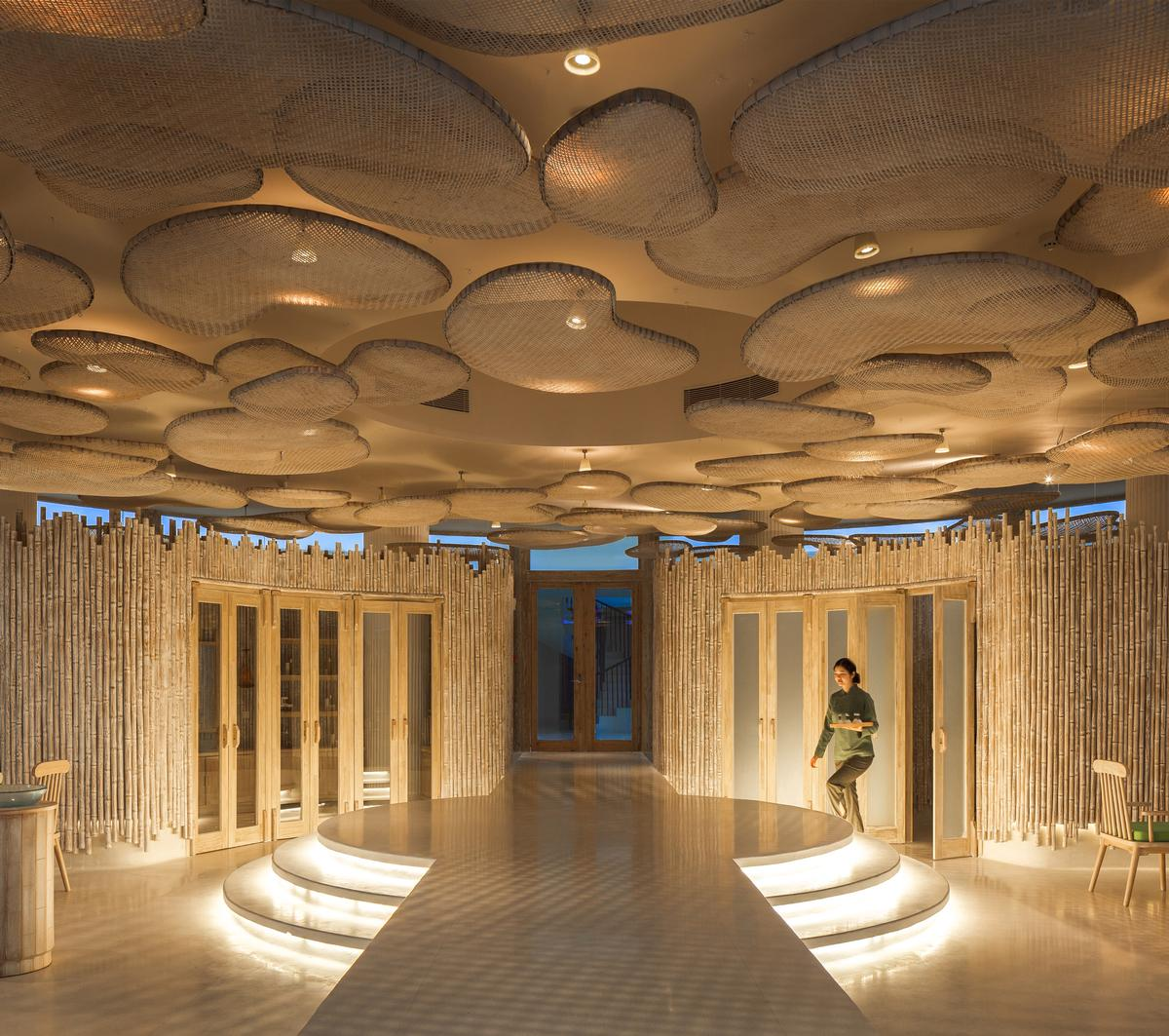 The spa at Six Senses Qing Cheng Mountain incorporates traditional Chinese medicine in many of its treatments / Six Senses