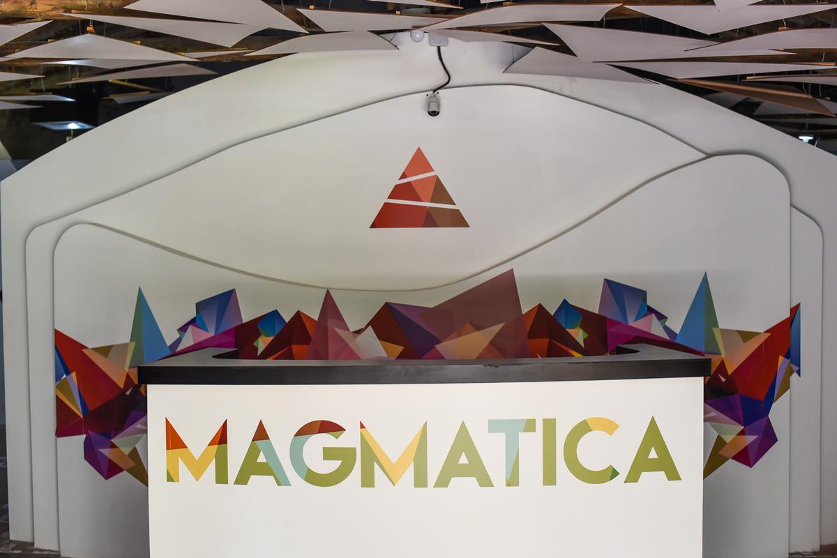 The education project Magmática simulates a 6.3-magnitude earthquake – the same level that happened in the city in 1910
