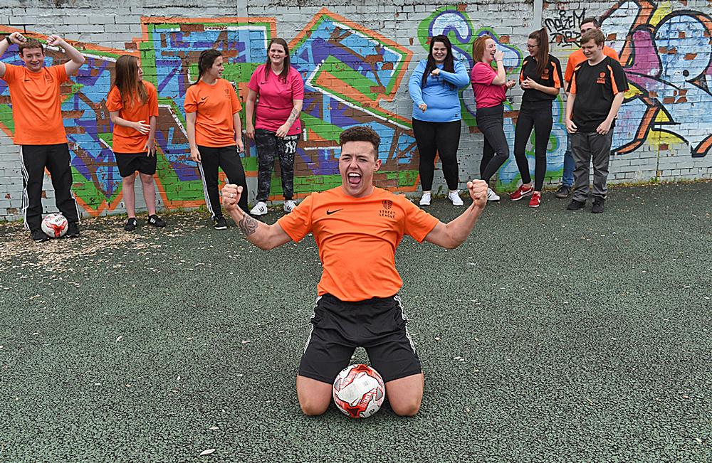 Comic Relief only funds programmes that use sport to deliver tangible social benefits