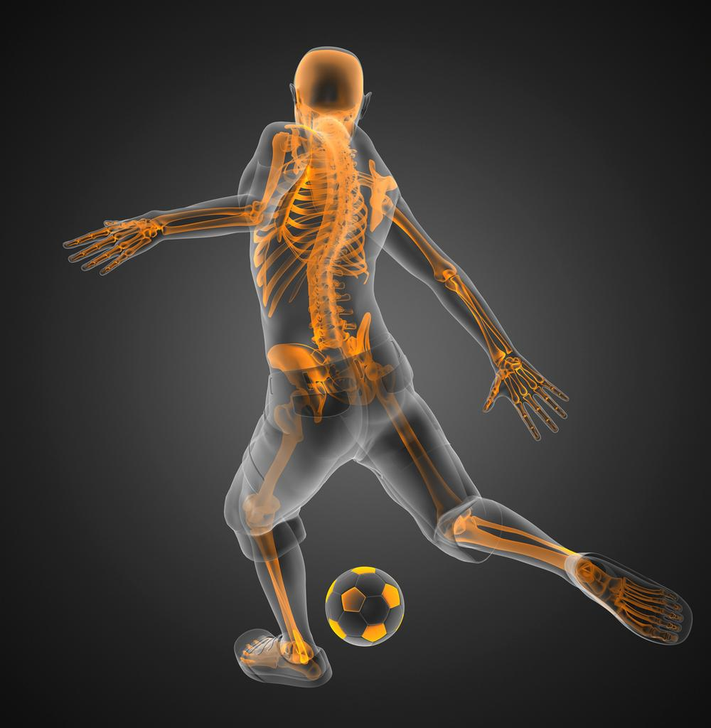 Research can provide advanced and tailored support for sportspeople / © shutterstock/videodoctor