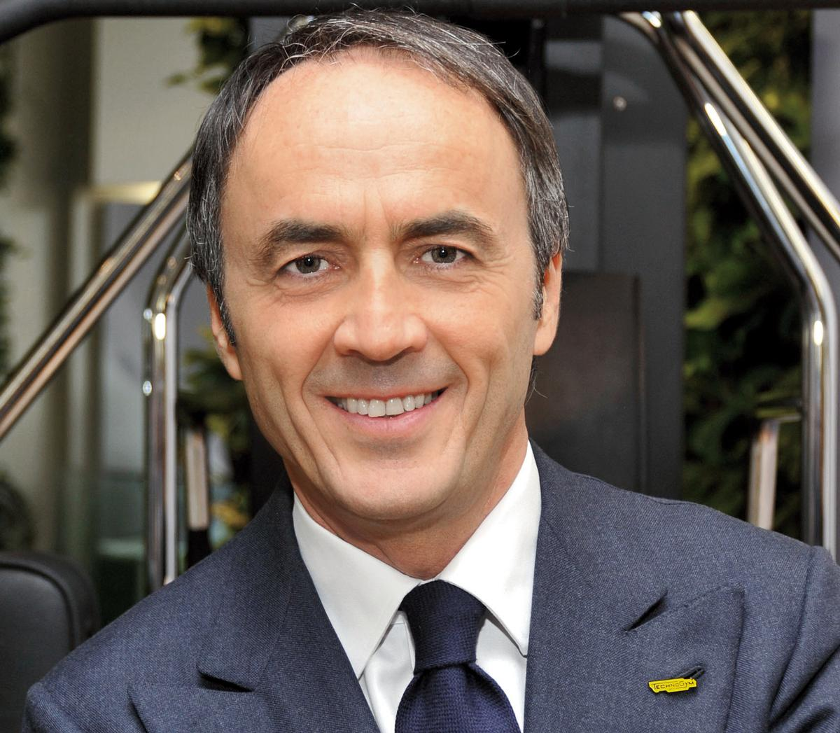 Nerio Alessandri, president and founder of wellness giant Technogym, is passionate about innovation